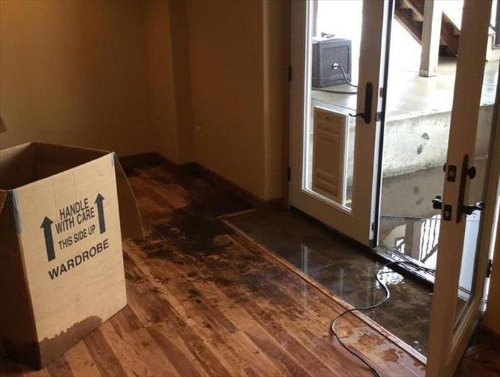Water Damage in Spokane, WA