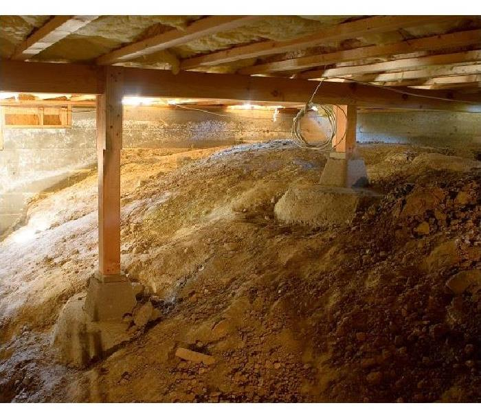 Storm Damage Is Water Creeping into Your Spokane Crawlspace?