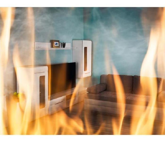 Why SERVPRO How SERVPRO Restores Your Spokane Fired Damaged Home