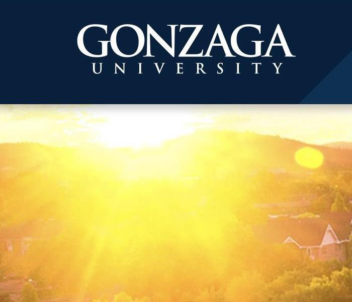Community SERVPRO of Northeast Spokane Admires Gonzaga University