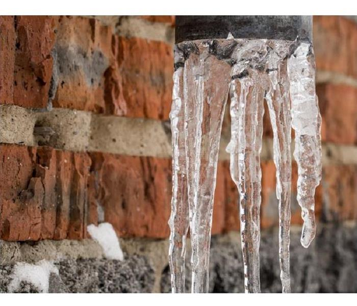 Why SERVPRO SERVPRO Explains the Science Behind Frozen Pipes in Your Chattaroy Home