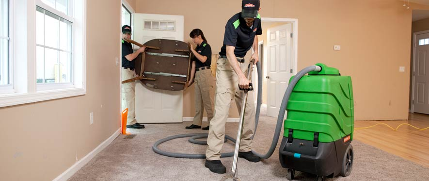 Spokane, WA residential restoration cleaning
